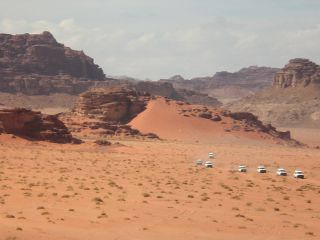 Reviews- Jeep ride in Wadi Rum