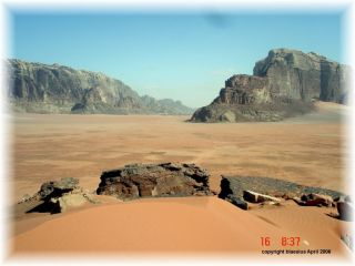 Reviews- Hiking in Wadi Rum