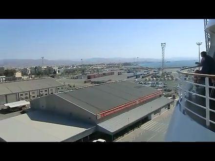 Blick von der AidaDiva über Limassol