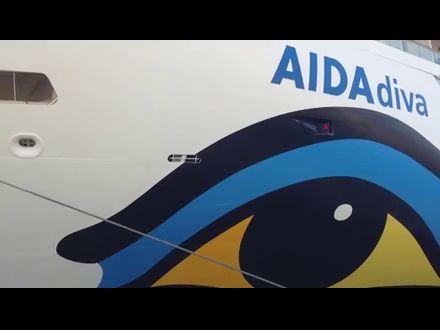 AIDAdiva - Rhodos-Stadt - AIDAdiva